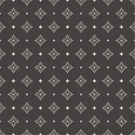 repetition: Vector seamless pattern. Luxury stylish texture of Baroque or Damask style. Pattern can be used as a background, wallpaper, wrapper, page fill,  an element of decoration, ornate style