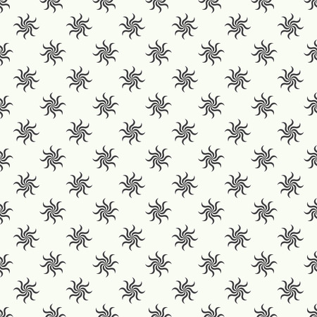 endlessly: Seamless pattern. Abstract ornamental textured background. Retro stylish texture. Endlessly repeating floral ornament with flowers. Vector element of graphic design