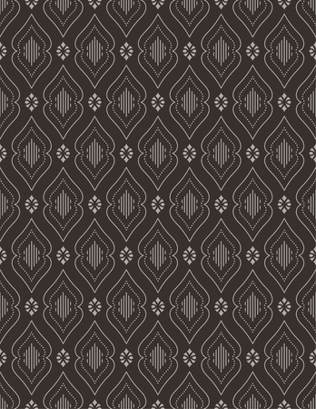 endlessly: Seamless pattern. Abstract textured background. Modern stylish texture. Endlessly repeating elegant ornament with ornamental shapes. Vector element of graphic design