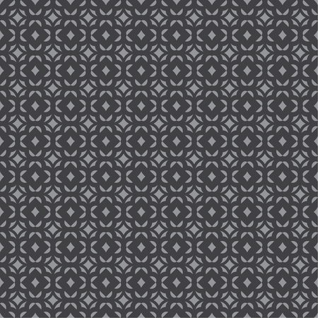 endlessly: Seamless pattern. Abstract textured background. Beautiful stylish texture. Endlessly repeating geometrical tiles with rhombus and ornamental shapes. Vector element of graphic design