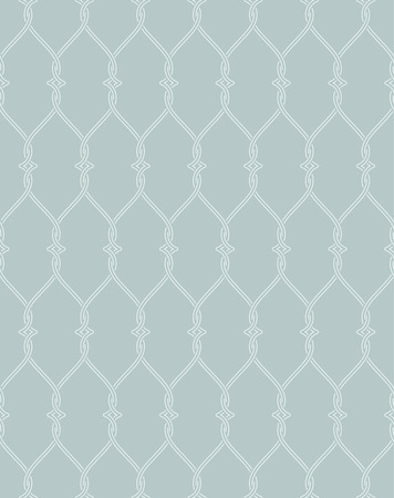 nodes: Seamless pattern. Abstract background. Modern stylish texture. Repeating elegant geometrical ornament with intersecting hexagons and rhombus in nodes. Vector element of graphical design