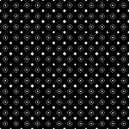 regularly: Seamless pattern. Classical abstarct wrapping background. Simple texture with regularly repeating geometrical, shapes, squares, rhombuses. Vector element of graphic design