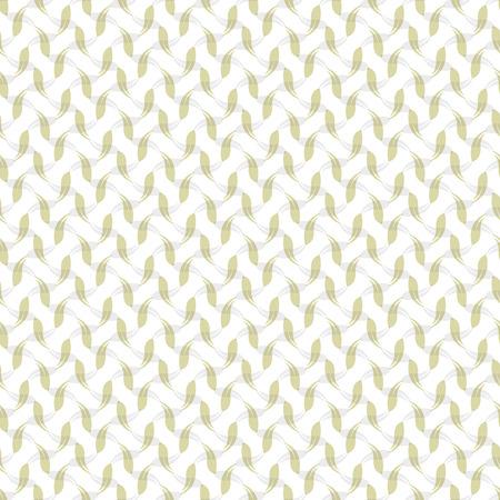 Vektor nahtlose Muster. Wiederholen Blumen Textur mit Blättern. Muster kann als Hintergrund, Stoffdruck, Oberflächenstruktur, Geschenkpapier, Web-Seite Hintergrund, tapete verwendet werden Vektorgrafik