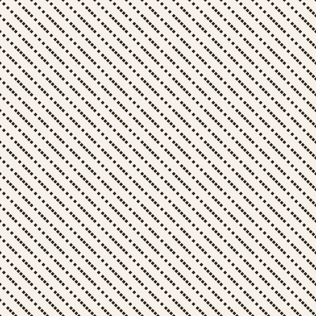 dashed: Seamless pattern. Minimalist simple texture with repeating diagonal dashed stripes. element of graphical design