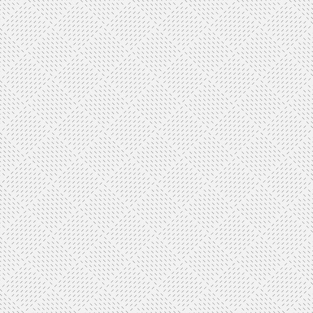 dashed: Seamless pattern. Abstract dashed grid. Modern stylish texture. Regularly repeating geometrical tiles with intersecting dashed lines. element of graphical design Illustration