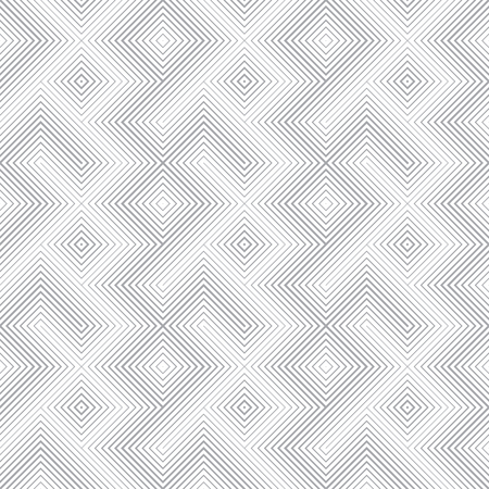 pastel backgrounds: Seamless pattern. Classical stylish texture. Regularly repeating geometrical ornament with diamonds, rhombuses, zigzags. Vector element of graphic design Illustration