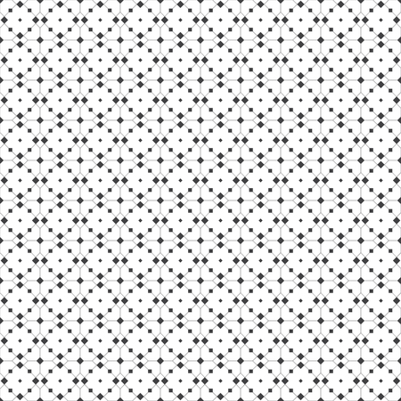 repeating background: Seamless pattern. Abstract geometrical background. Modern stylish texture. Regularly repeating simple elegant ornament with rhombus. Vector element of graphical design
