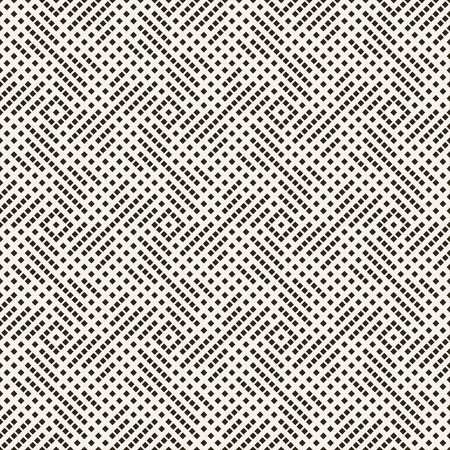 dashed: Seamless pattern. Abstract small textured background. Original stylish texture with small rhombuses. Regularly repeating elegant geometric tiles. Vector element of graphical design Illustration