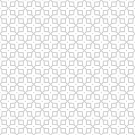 regularly: Seamless pattern. Classical stylish rhombic texture. Regularly repeating monochrome geometric tiles with rhombuses and crosses. Vector element of graphical design