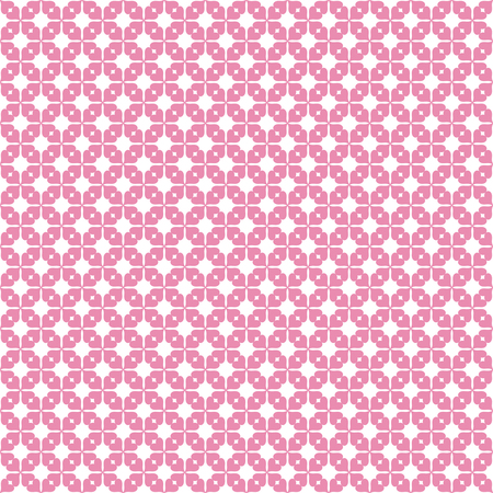 st  valentine's: Seamless pattern. Stylish elegant texture with repeating hearts. St Valentines day background. Vector element of graphical design