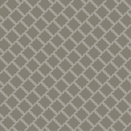 curving: Seamless pattern. Abstract textured background. Classical stylish texture in the form of a lattice. Regularly repeating geometrical ornament with intersecting grids. Vector element of graphic design
