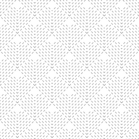 regularly: Art deco seamless pattern. Modern stylish texture. Regularly repeating geometrical pattern with dashed corner lines, rhombuses. Vector abstract seamless background