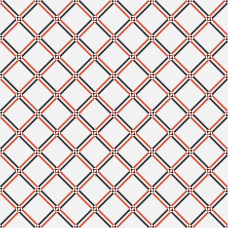 Seamless pattern. Modern stylish texture. Illustration