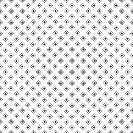 rhombic: Seamless pattern. Classical simple texture with small rhombuses. Regularly repeating elegant geometric rhombic tiles. Vector wrapping paper surface