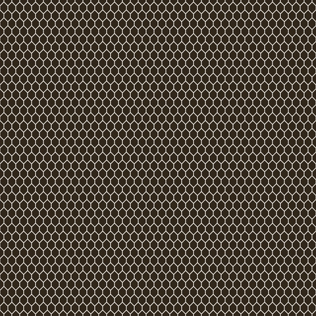 regularly: Seamless pattern. Modern stylish geometric texture with regularly repeating linear hexagons. Vector element of graphic design Illustration