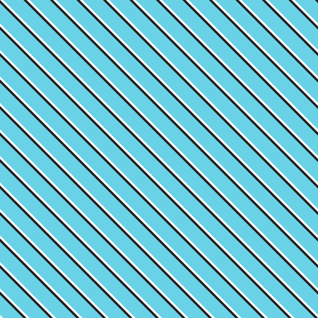 regularly: Classical seamless pattern. Modern stylish texture. Regularly repeating geometrical pattern with diagonal stripes. Vector abstract surface