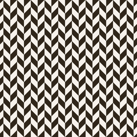 geometrical pattern: Classical seamless pattern. Modern stylish texture. Regularly repeating geometrical pattern with zigzag stripes. Vector abstract background