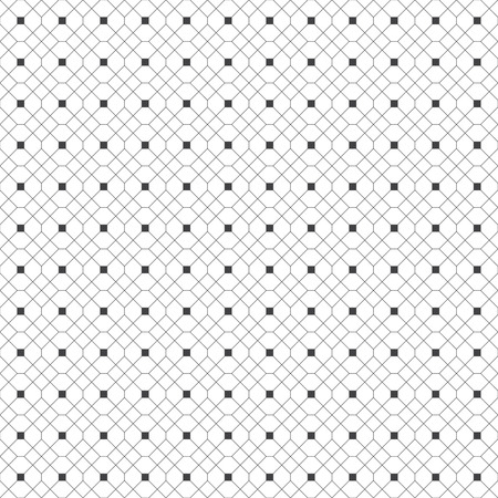 grid pattern: Seamless pattern. Abstract geometric background. Simple elegant texture with thin lines. Regularly repeating geometrical grid with rhombus, hexagon, square. Vector element of graphical design
