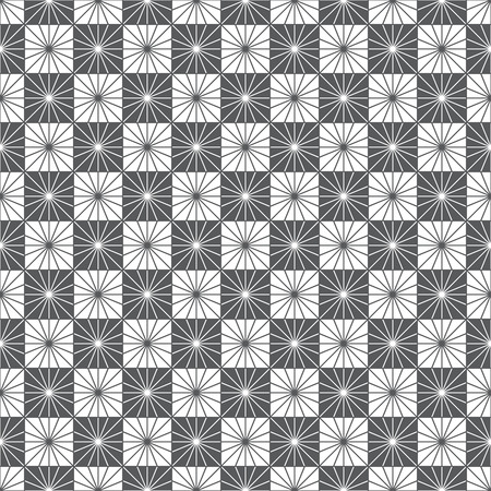 regularly: Checkered seamless pattern. Classical stylish texture with thin lines. Regularly repeating geometrical linear grids. Vector seamless background