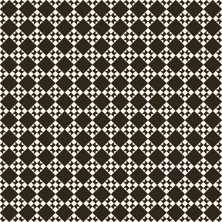 grid: Vector seamless pattern. Classical stylish texture. Regularly repeating tiled checkered surface. Plaid geometric background