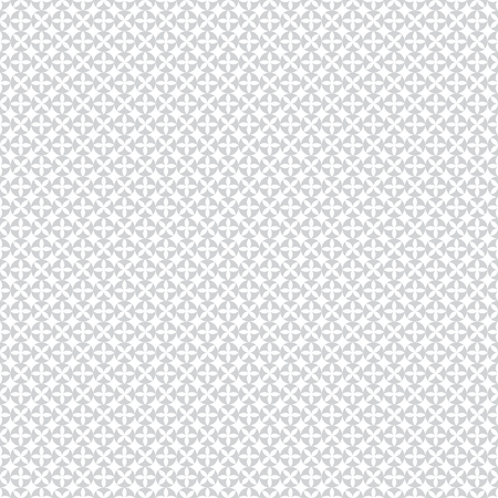 Seamless pattern. Classical simple geometrical texture with repeating circles, dots, rhombuses, crosses. Surface for wrapping paper, shirts, cloths. Vector element of graphical design Stock fotó - 125196562