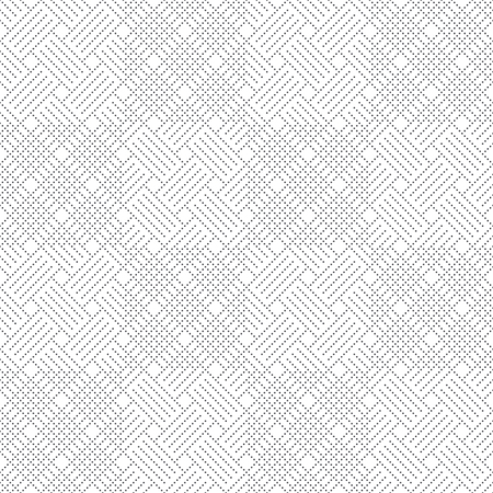 Seamless pattern. Abstract small dotted textured background. Modern stylish texture. Regularly repeating geometrical surface with small dots, dotted lines, rhombuses. Vector element graphic design