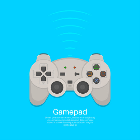 Device for video games.Wireless equipment, controller. An element for design.
