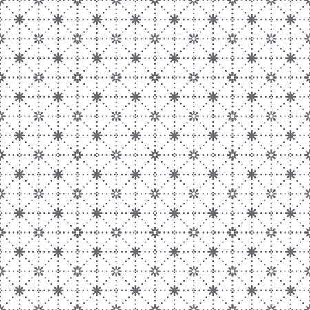 Abstract small textured background. Modern simple geometrical texture. Repeating small dots, crosses, triangles, rhombuses, squares. Surface for wrapping paper, shirts, cloths