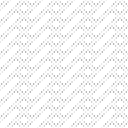Vector seamless pattern. Abstract small textured background. Classical simple repeating geometrical texture with rhombuses, diamonds. Surface for wrapping paper, shirts, cloths. Digital paper.