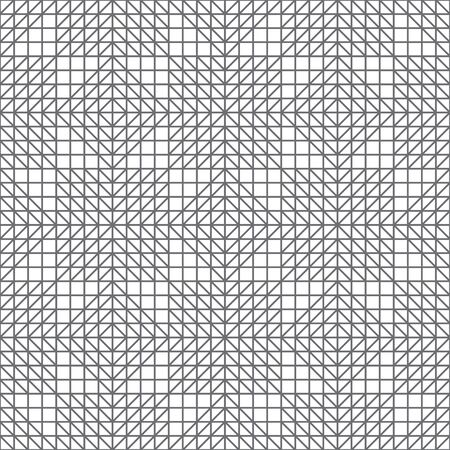 Seamless pattern. Modern elegant texture. Regularly repeating traditional geometrical tiles with rhombuses, diamonds, squares, triangles. Thin line. Vector element of graphical design Illusztráció