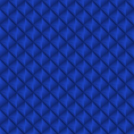 Dark blue seamless pattern.3D graphics. Background for web design, holiday wrapper and other. Vector illustration.