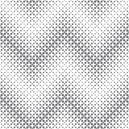 Vector seamless pattern. Modern stylish texture in the form of zigzags, waves. Regularly repeating geometric zigzag stripes with dots, rhombuses. Vector element of graphical design
