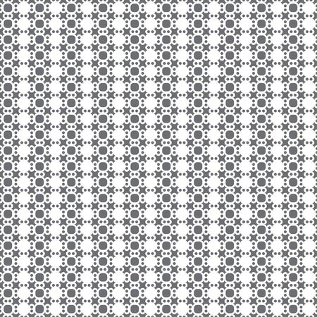 Vector seamless pattern. Abstract small textured background. Diagonal simple geometrical texture with repeating dots, crosses, rhombuses. Surface for wrapping paper, shirts, cloths. Digital paper.