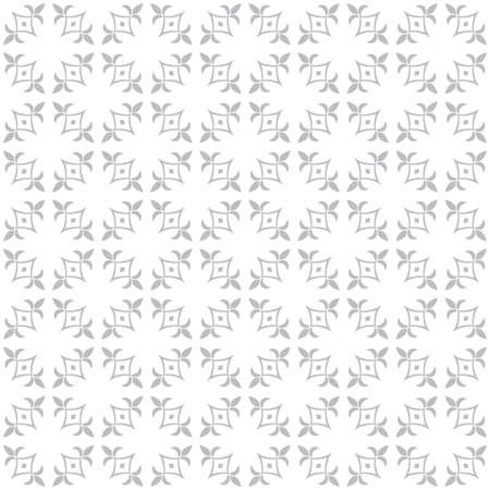Vector seamless pattern. Modern regularly repeating geometrical texture with thin lines which form stylish ornament. Intersecting strips. Rhombus grid, triangles, squares. Illustration