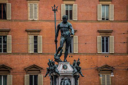 Neptune statue of Bologna
