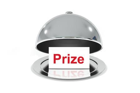 proved: aperto cloche argento con bianco premio illustrazione