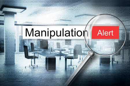 sourcecode: reading manipulation browser search alert 3D Illustration
