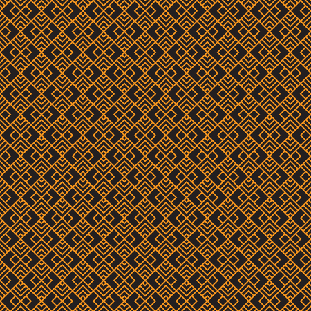 square vintage pattern seamless