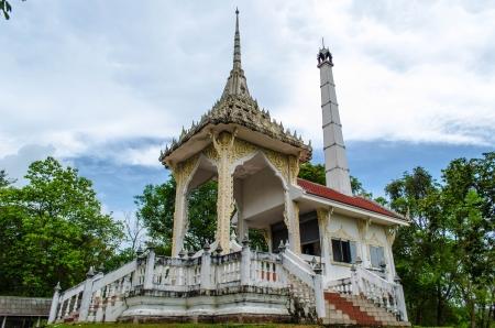 crematorium: Real Thai crematorium Stock Photo