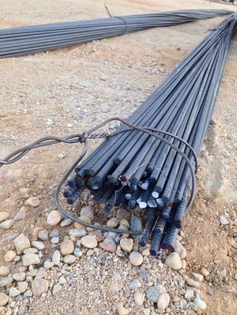 steel: Steel bars