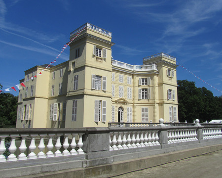 18th: The lovely 18th century Castle d Ursel in Hingene near Antwerp, Belgium