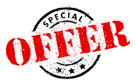 SPECIAL OFFER rubber stamp grunge style