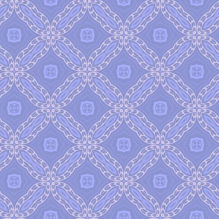 Vector ornament seamless pattern wallpaper, elegant pastel purple color