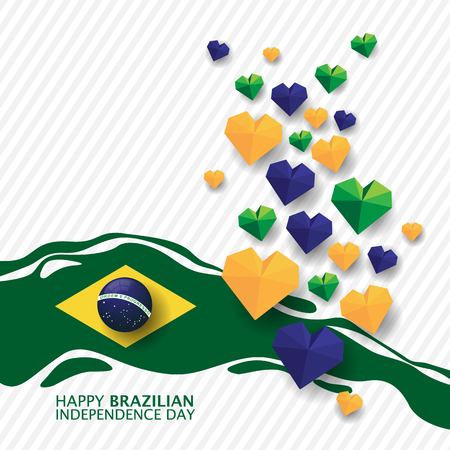 happy brazilian independence day