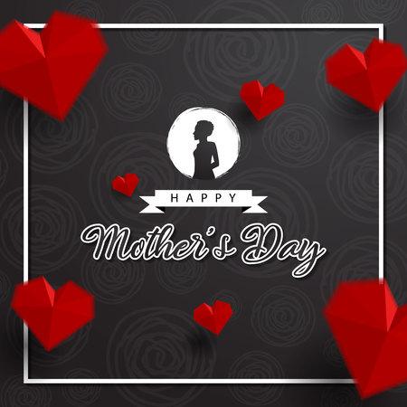 Happy mothers day 写真素材 - 120324511