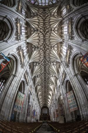winchester: Cattedrale di Winchester Editorial