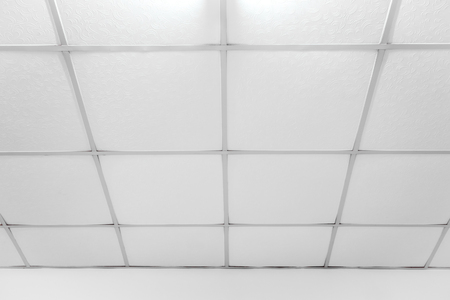 ceiling: Modern ceiling Stock Photo