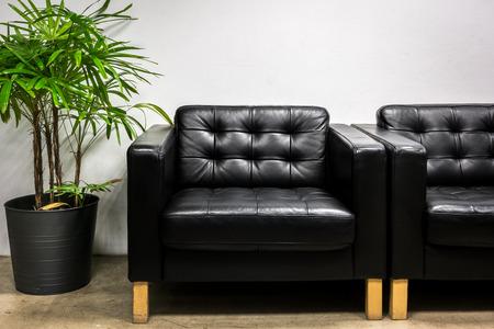 soporific: Sofa in office