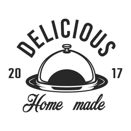 Vintage kitchen utensil label  emblem Banque d'images - 106054667