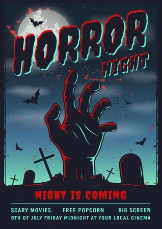 vector grunge background Illustration